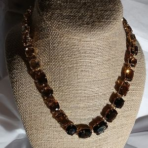 Beautiful Kate Spade necklace amber color